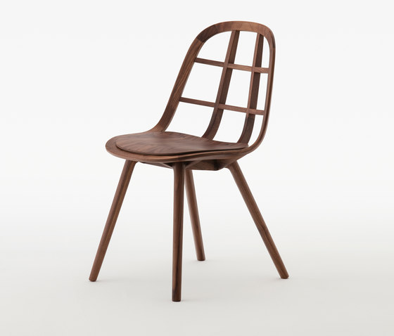 Nadia Chair WN de Meetee | Sillas para restaurantes