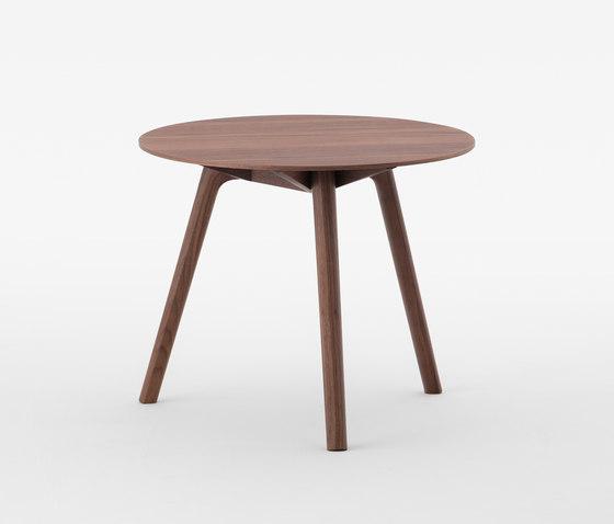 Nadia Side Table Round WN de Meetee | Mesas auxiliares