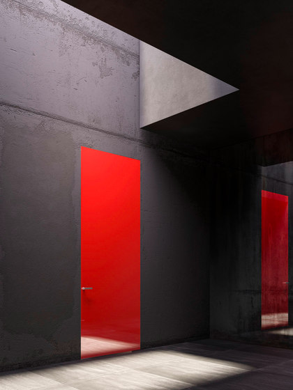 Alba | Batiente INFINITO de Linvisibile | Puertas de interior