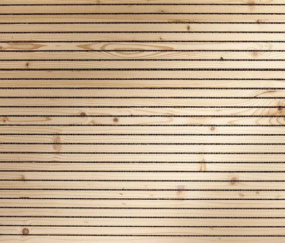ACOUSTIC Spruce de Admonter Holzindustrie AG | Paneles de pared