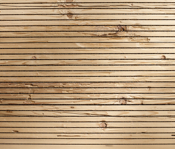 ACOUSTIC Premium Retro hacked H2 by Admonter Holzindustrie AG | Wood panels