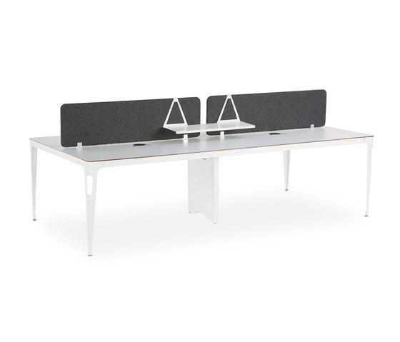 Escape de B&T Design | Sistemas de mesas