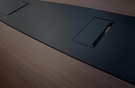 Hann Meeting de B&T Design | Mesas contract