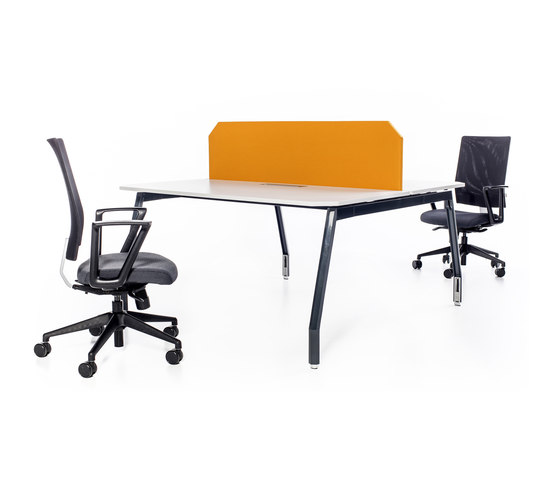 Nos by B&T Design | Desking systems