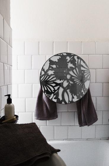 Gioielli towel warmer round by mg12   Radiators