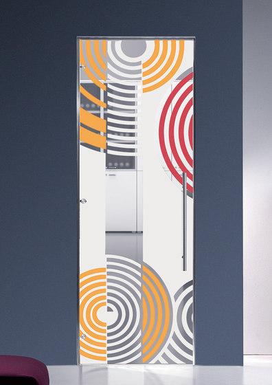 Battente⎟Optika de Casali | Portes intérieures
