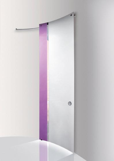 Sliding Door⎟Vertical Bi-color by Casali   Internal doors