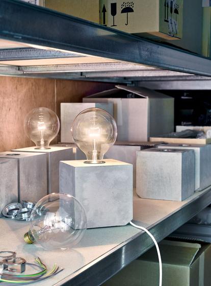 Simpel Block by lichtprojekte | Table lights