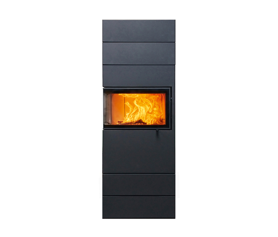 Dexter 2.0 by Austroflamm | Fireplace inserts
