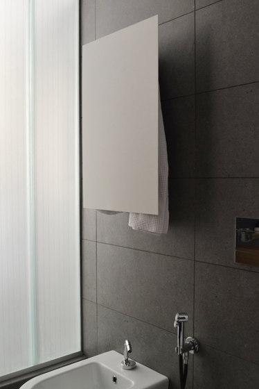 Geometrici towel warmer rectangle by mg12 | Radiators
