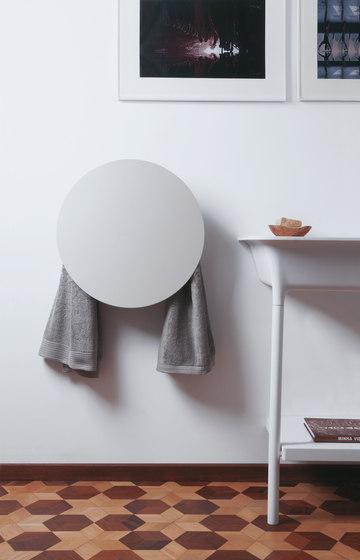 Geometrici towel warmer round by mg12   Radiators