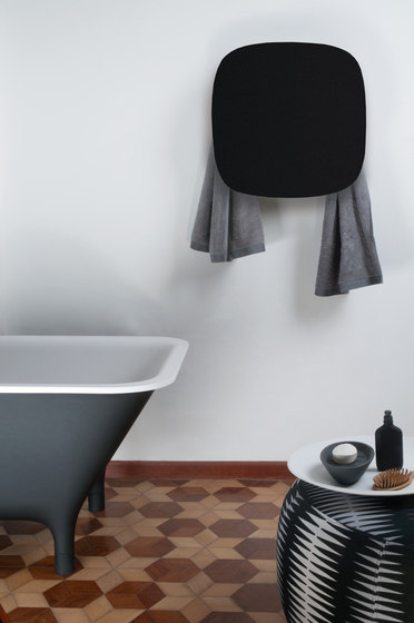 Geometrici towel warmer square by mg12 | Radiators