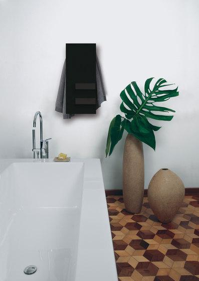 Geometrici towel warmer slim & shelves by mg12 | Radiators