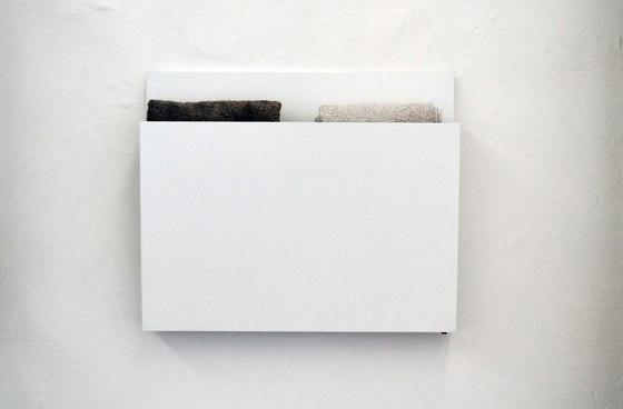 Geometrici towel warmer magazine by mg12 | Radiators