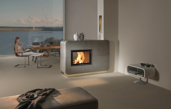 75x51S II von Austroflamm | Holz-Kamineinsätze