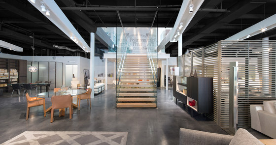 Mistral commercial by Siller Treppen | Staircase systems
