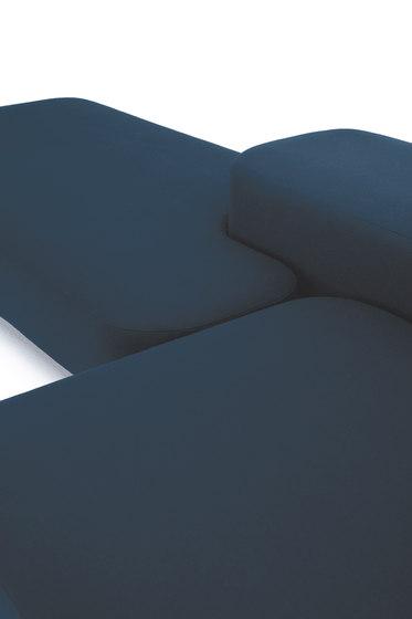 Common sofas | benches di viccarbe | Divani