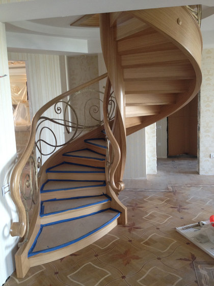 Baku by Siller Treppen | Staircase systems