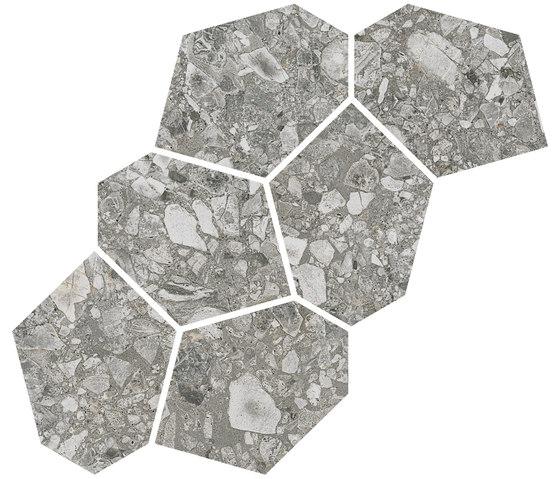 Ceppo di Gre | Mosaico Aymaras Cemento von VIVES Cerámica | Keramik Mosaike