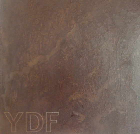 Finiture Rusted Corten by YDF | Metal