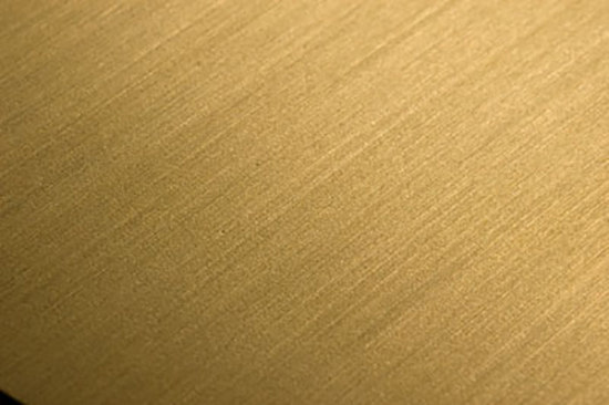 Finiture SG Brass by YDF | Metal sheets