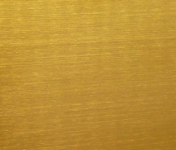 Finiture Stainless Gold by YDF | Metal sheets