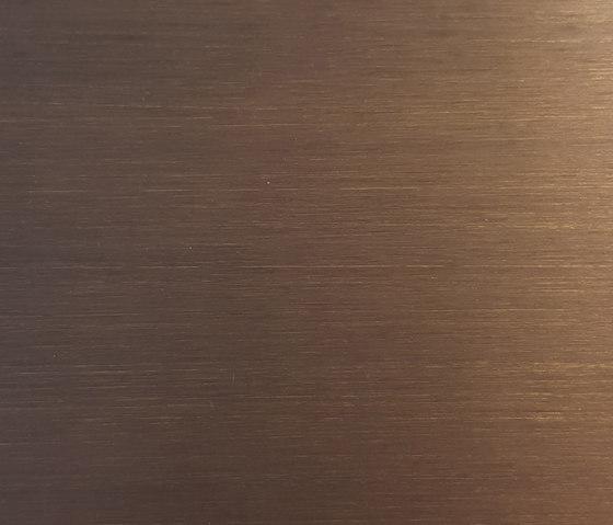 Finiture Antique Brass de YDF | Paneles metálicos