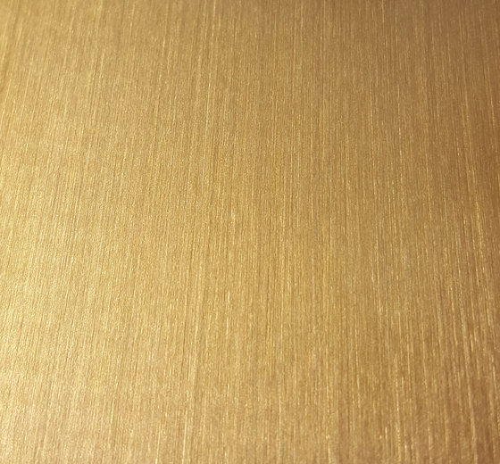 Finiture Satin Brass by YDF | Metal sheets