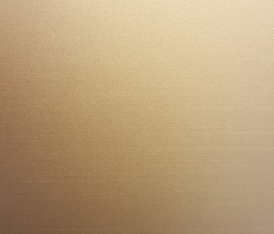 Finiture Champagne Satin by YDF | Metal sheets