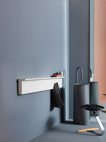 Rift by TUBES | Bath shelves