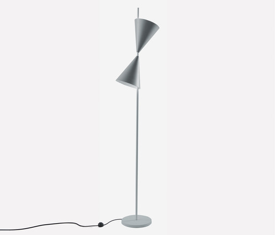 Cone floor lamp von almerich | Standleuchten