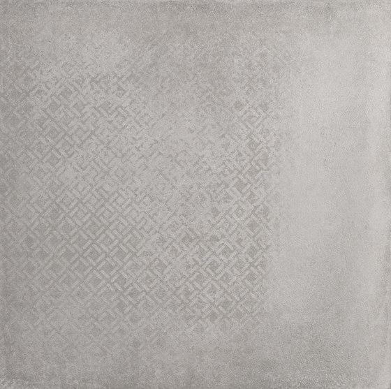Uptown Modul Grey by KERABEN | Ceramic panels