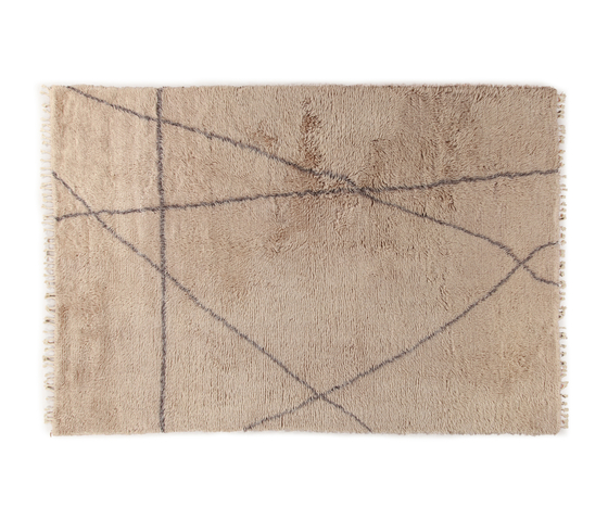 Moroccan Touch MT01 beige/brown mix by Amini | Rugs