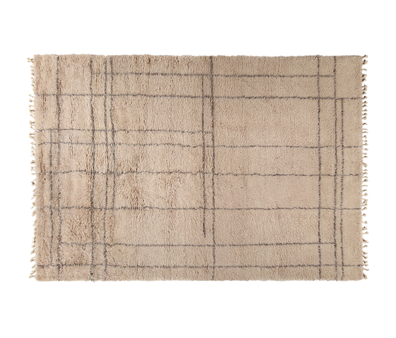 Moroccan Touch MT05 beige/brown mix by Amini   Rugs