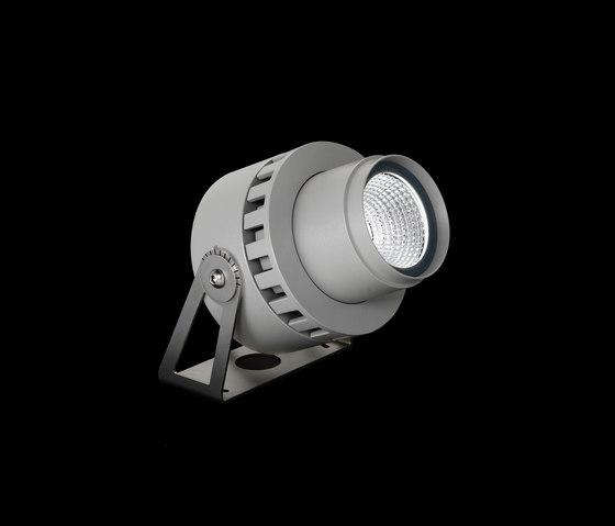 Spock 95 CoB LED - Adjustable - Medium Beam 20° by Ares | Flood lights / washlighting
