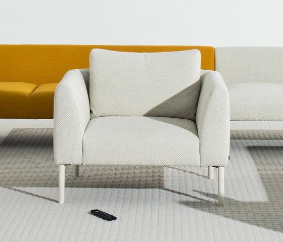 Nooa armchair von Martela   Sessel
