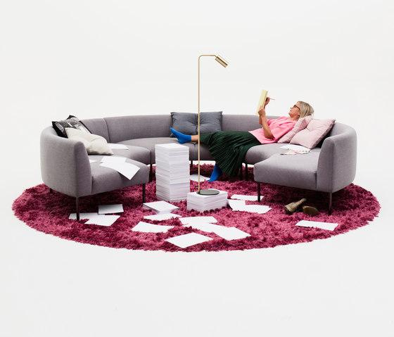 Nooa sofa round by Martela | Sofas