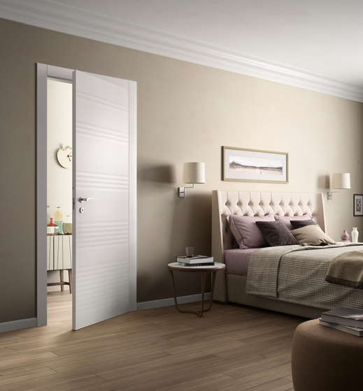 Plissè by FerreroLegno | Internal doors