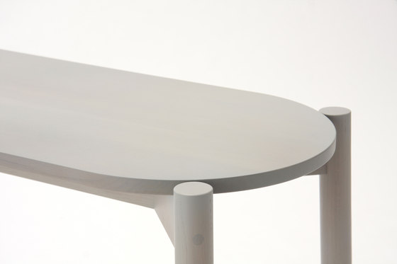 Castor Dining Bench by Karimoku New Standard | Benches