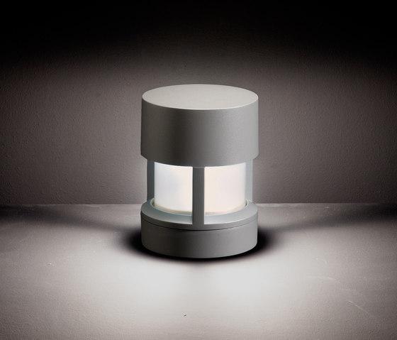 Silvia / Sandblasted Glass - 360° Emission von Ares | Strahler