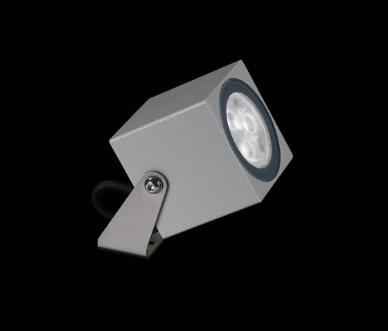 Pi Power LED / 70x70mm - Adjustable - Narrow Beam 10° by Ares | Spotlights