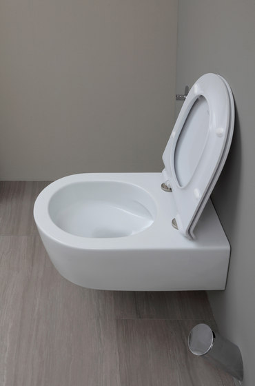 Go Clean Link WC by Ceramica Flaminia   Bidets