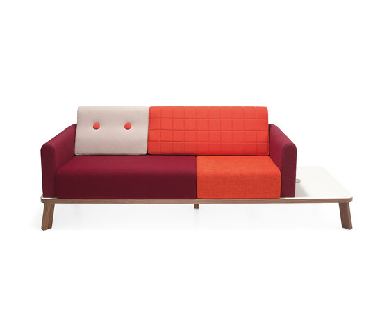 Couture sofa plus sideboard by Materia | Sofas