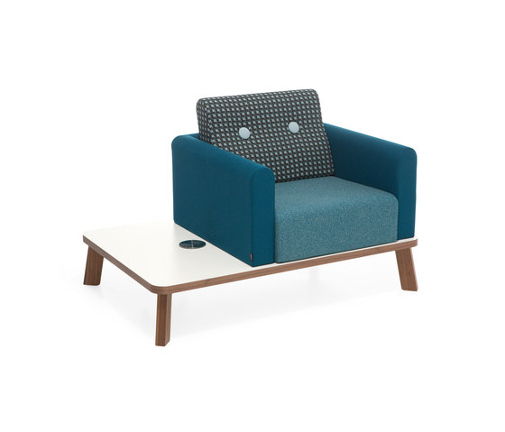 Couture easy chair de Materia | Armchairs