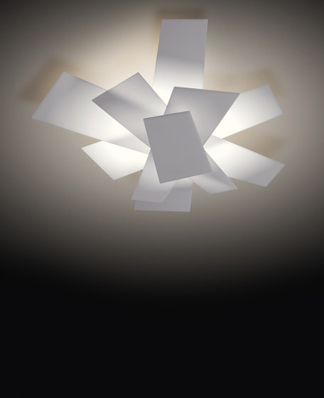 Big Bang ceiling by Foscarini | Ceiling lights