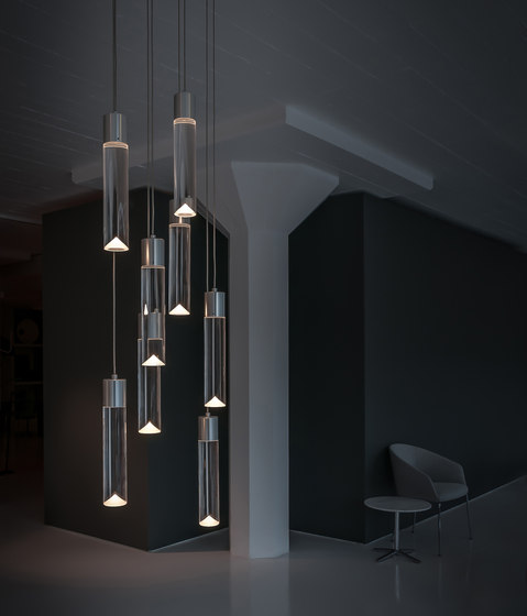 P8A by Archilume | Suspended lights