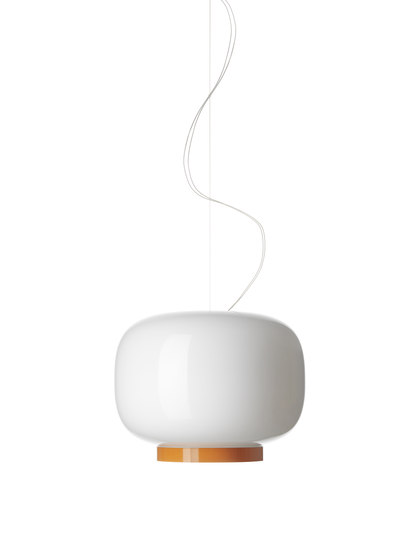 Chouchin Reverse 1 suspension by Foscarini | General lighting