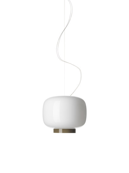 Chouchin Reverse 3 suspension by Foscarini | Suspended lights
