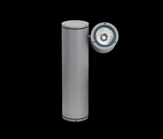 Pan on Post CoB LED / Adjustable - Medium Beam 40° de Ares | Projecteurs