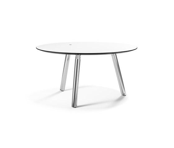 Hal conference table di Materia | Tavoli contract
